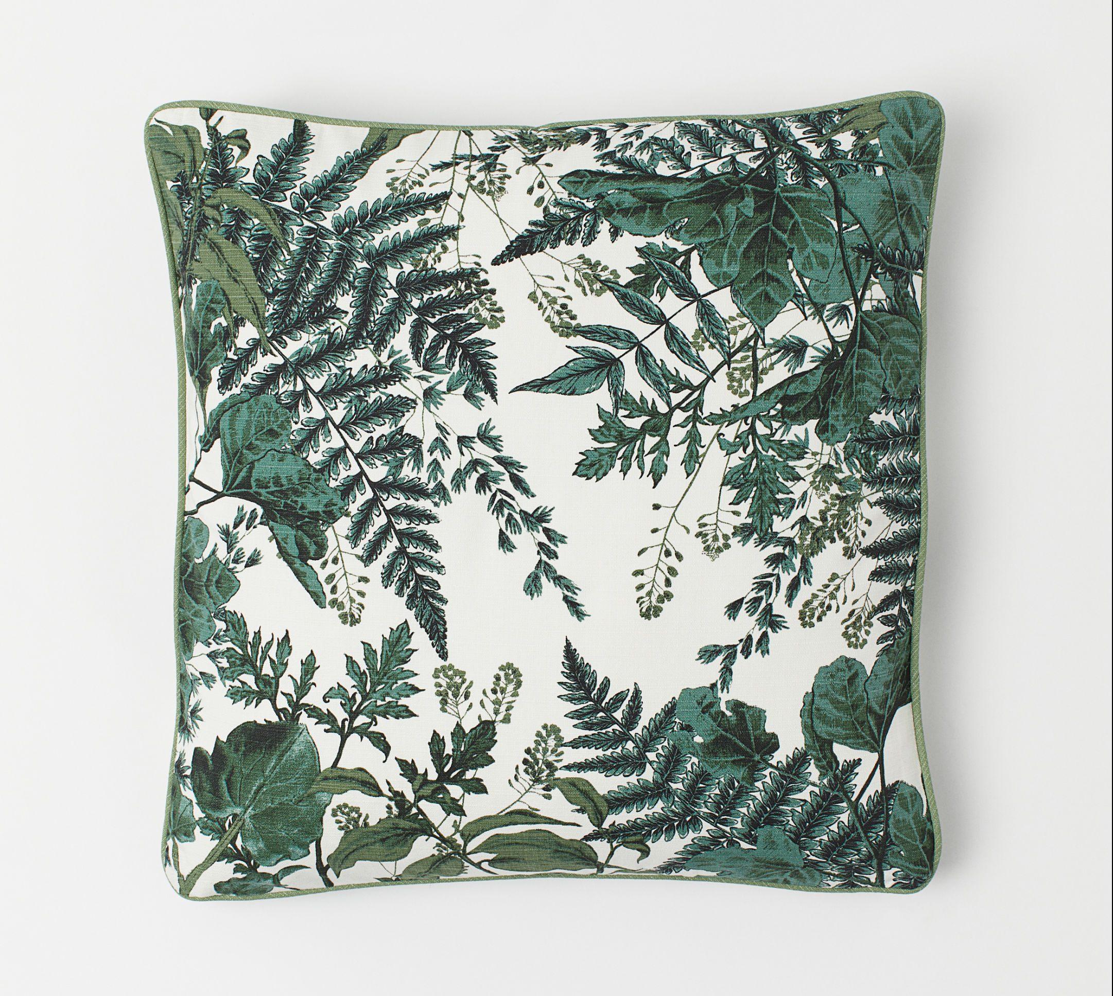 Mønstret pudebetræk fra H&M