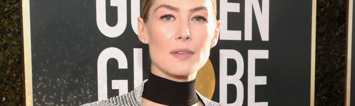 Rosamund Pike, golden globe