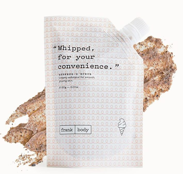 beauty maske Sephora_EXCLUSIVE BRANDS_Frank Body_Spring 19 coffee-scrub
