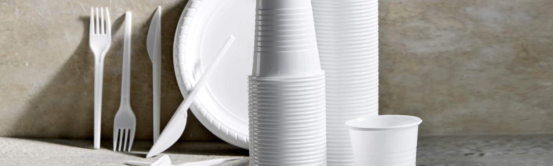 plastik, service, plastikservice, bestik, tallerkner, kopper, miljø, plastik