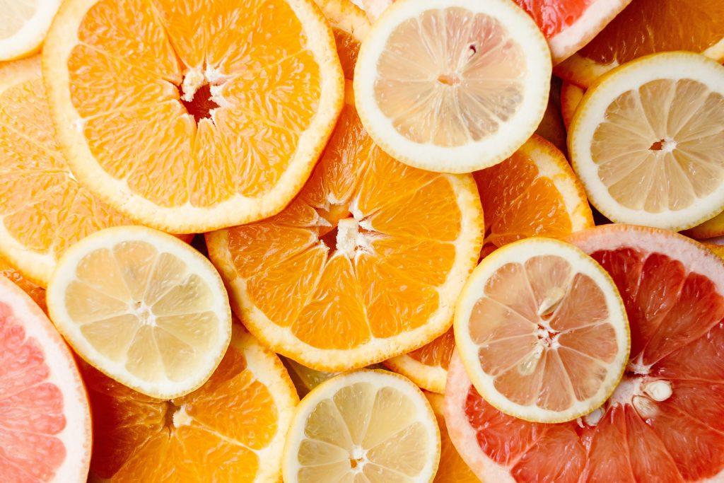 citrus antiinflammatorisk kost bog sund citrus (Foto: Pexels)