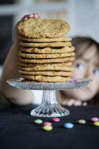 cookies_med_smarties bog piece of cake