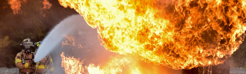 Eksplosion, ild, ildebrand, brand