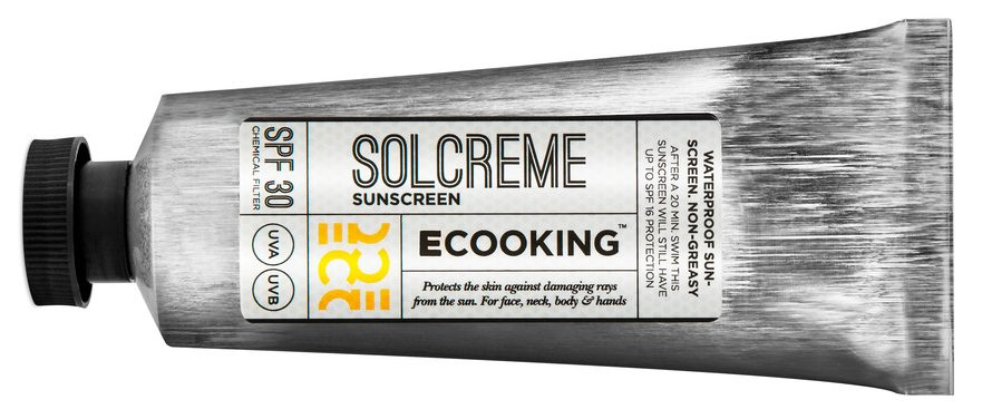 ecooking solcreme ansig