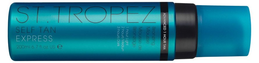 st. tropez mousse self tanning