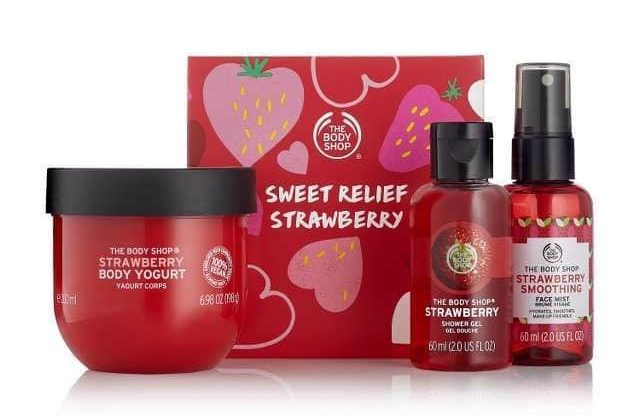 Strawberry Pick Me Up Kit