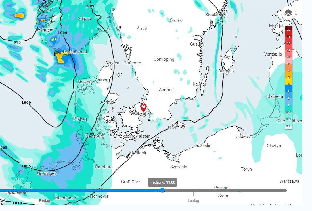 DMI, vejr, vejret, vejrudsigt
