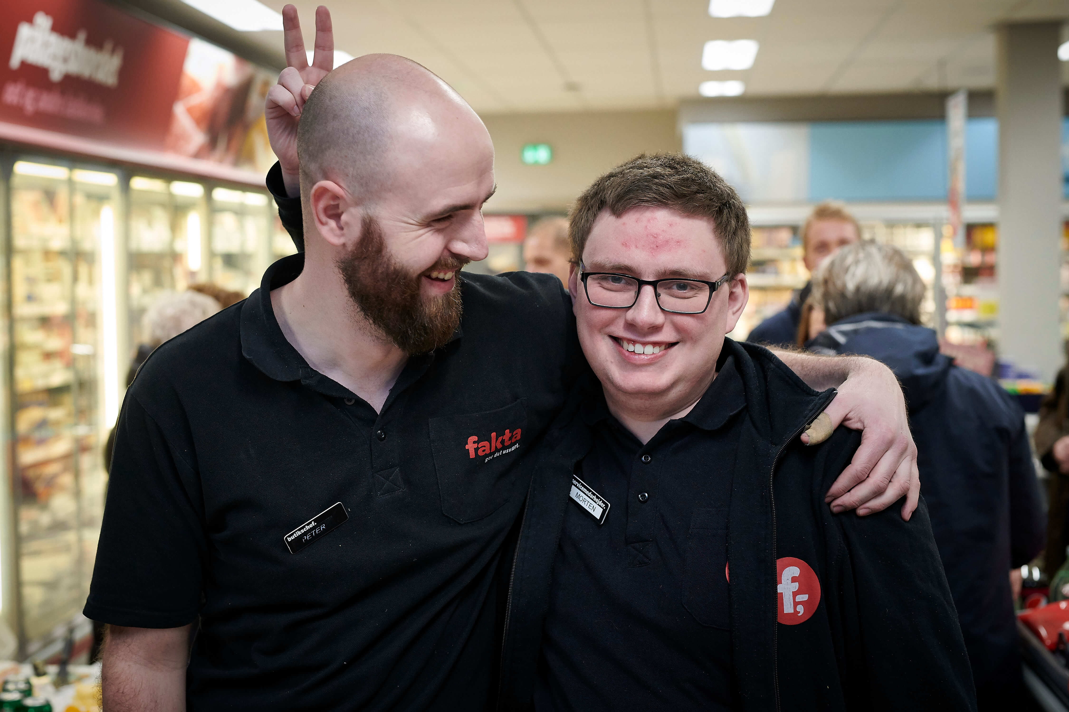 Autisme i job via kommunalt-privat samarbejde