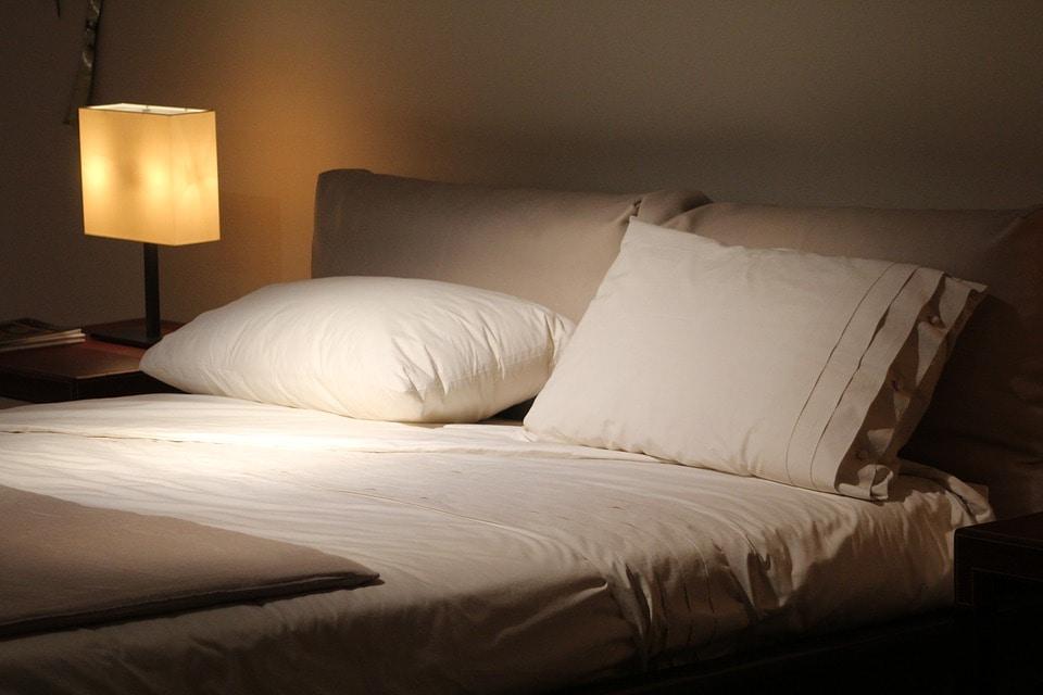Dobbeltseng seng interior sove (Foto: PR)
