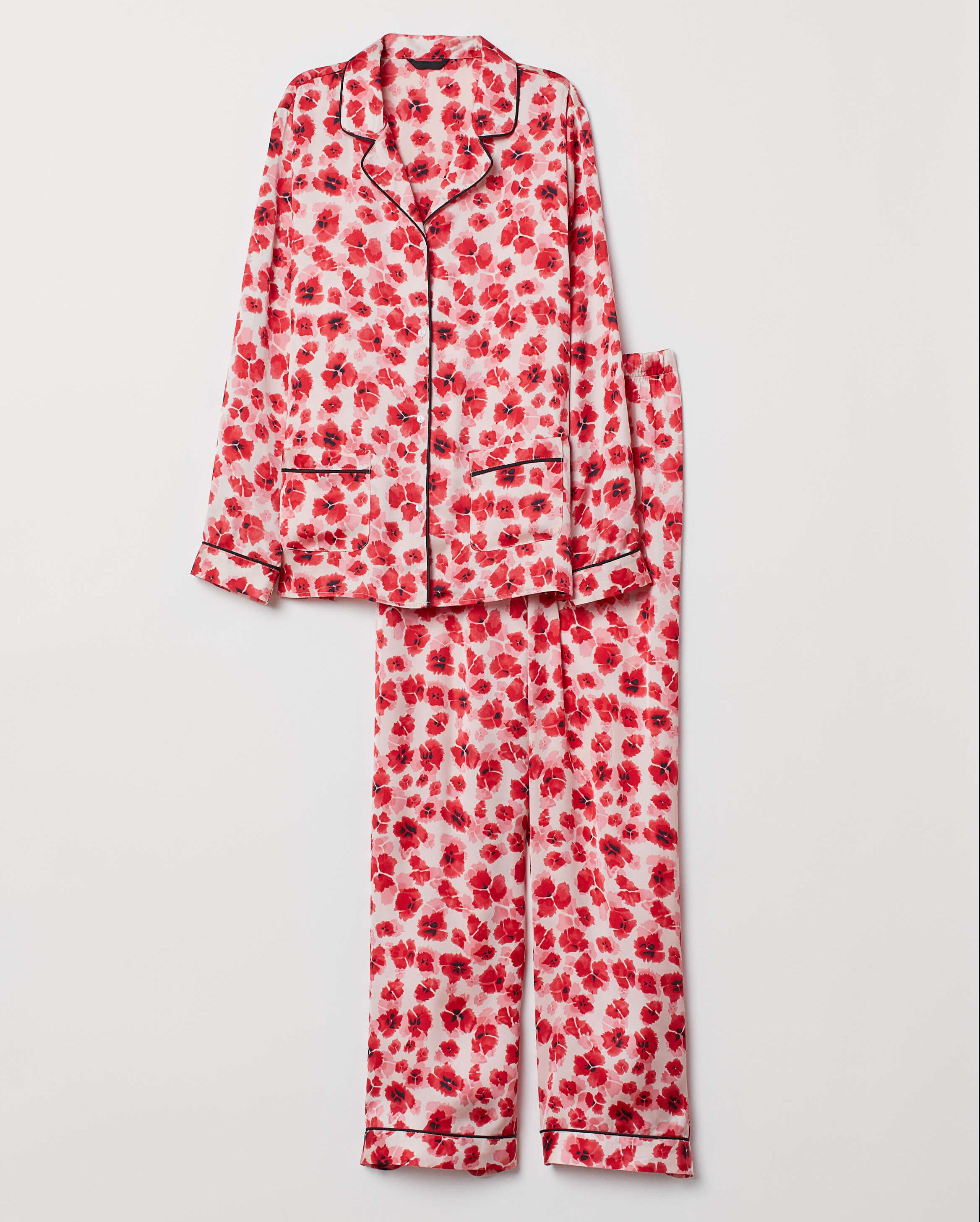 Pyjamas fra H&M