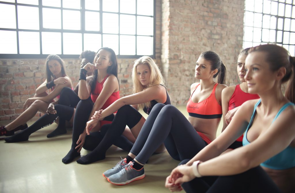 aerobic gym sport fitness (Foto: Pexels)