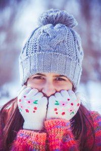 vinter, kulde, tørre øjne (Foto: pexels)