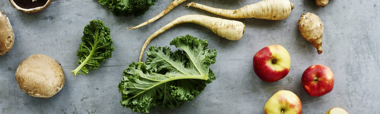 grøntsager pastinak persillerod svampe sæson februar (Foto: sæson)