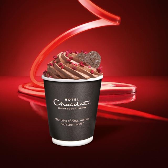 varm kakao chocolade hotel chocolat valentine