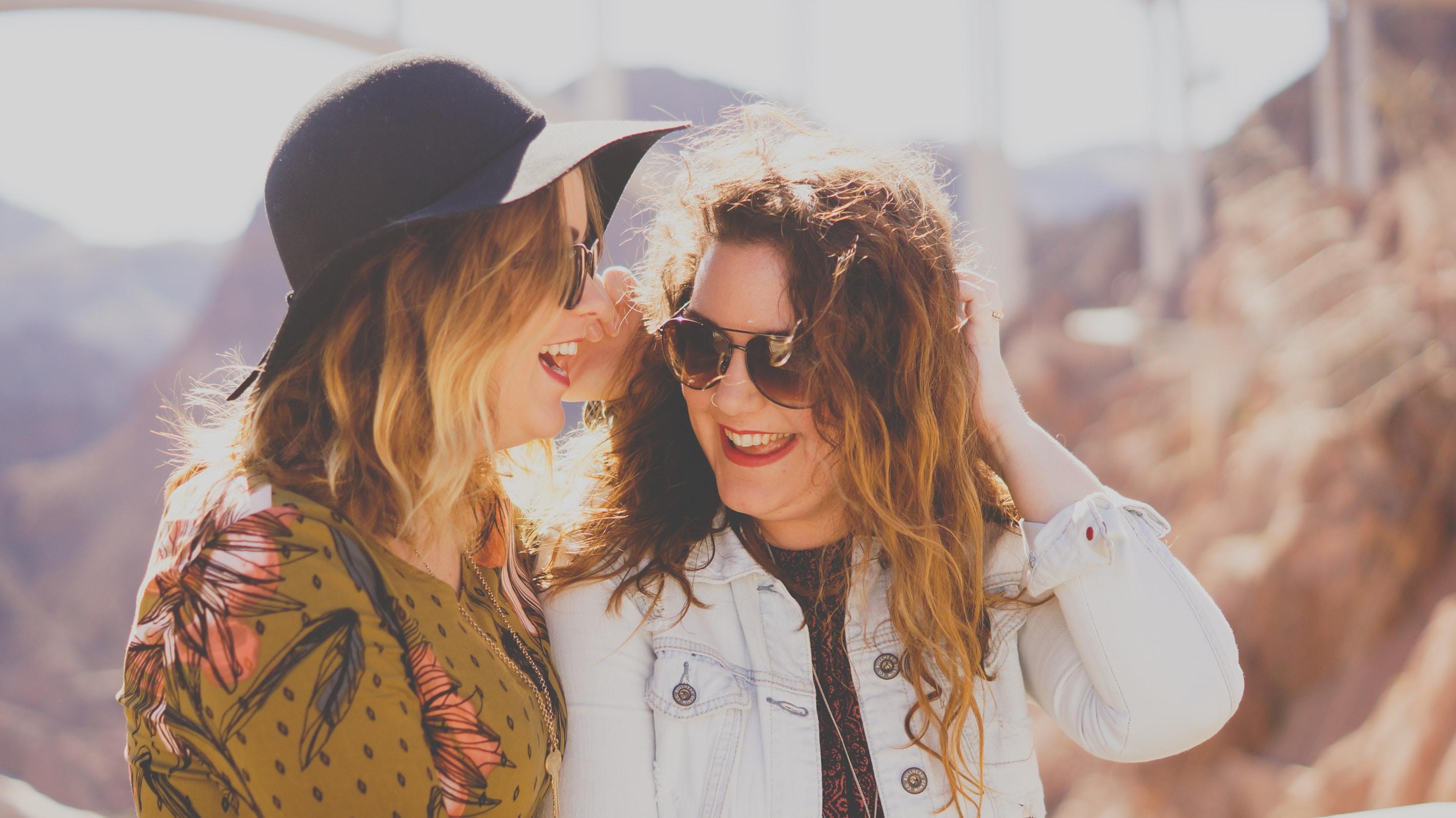 kvindeproblemer, veninder, introvert, venskab, fantastisk, person, type, personlighed