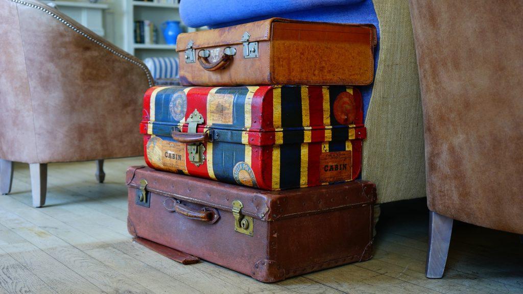 kuffert rejse ferie (Foto: MY DAILY SPACE)