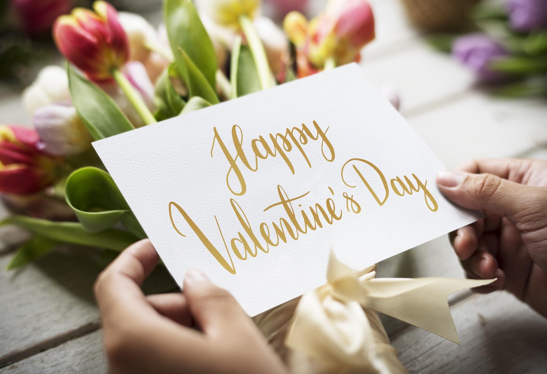 Valentinsdag, valentin, valentine, valentines day, kærlighed, forelsket, blomster