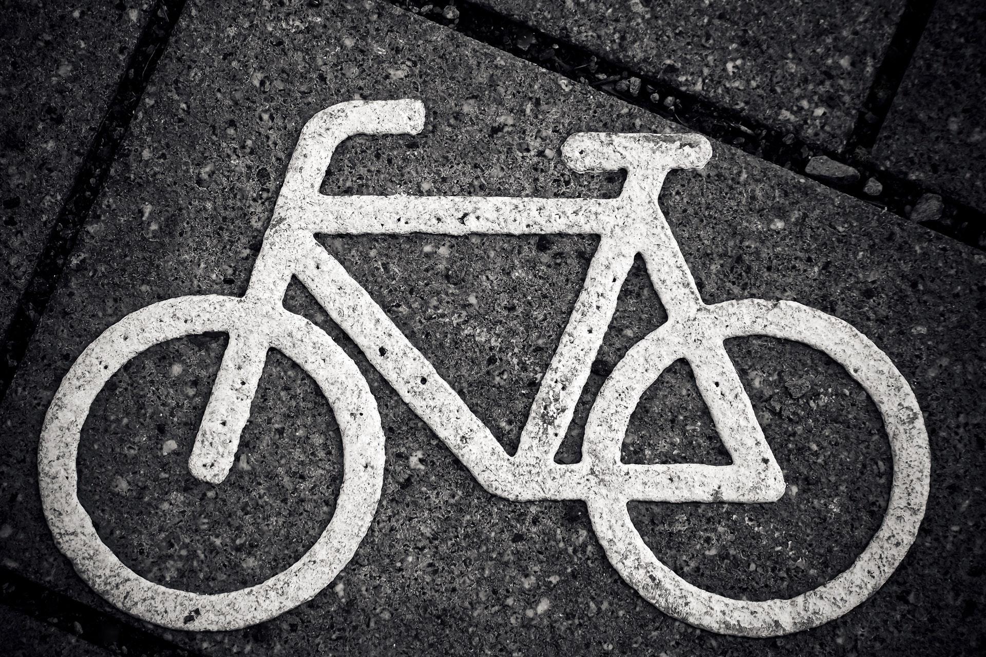 Cykel, trafik, cykle, sikkerhed