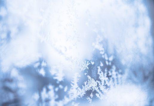 Vinter, februar, sne, is, kulde, koldt, iskrystaller