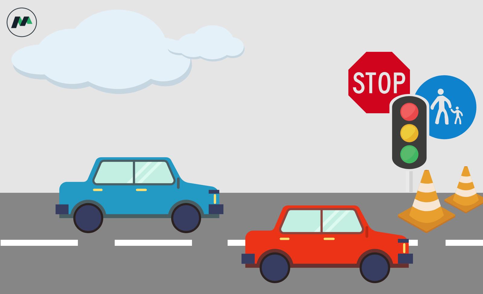 Ny undersøgelse: Her kører de mest hensynsløse bilister i 2019