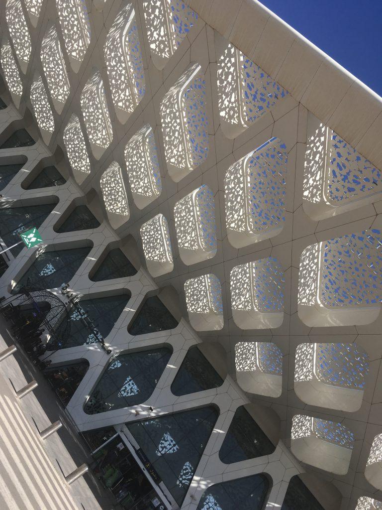 marokko marrakech lufthavn menara rejse (Foto: MY DAILY SPACE)