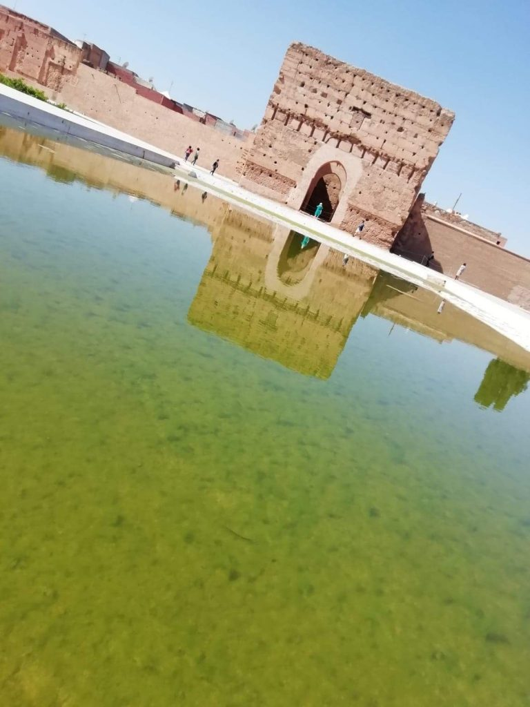 marrakech rejse farver afrika rejseguide riad palais el badi (Foto: MY DAILY SPACE)