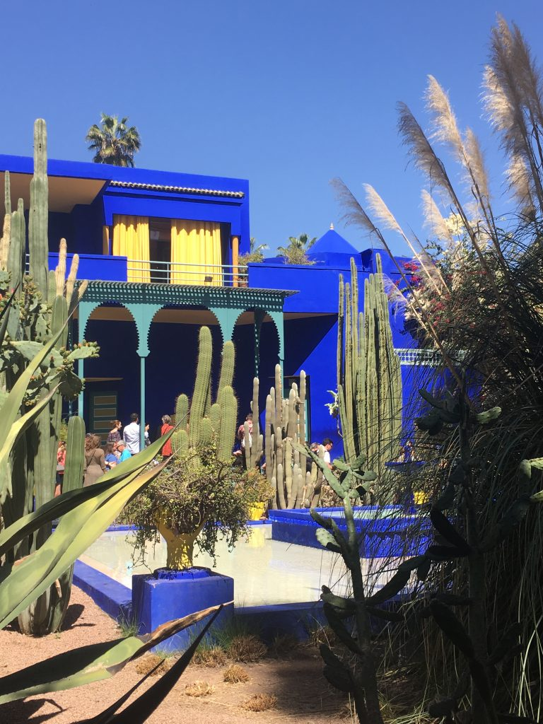 marrakech rejse farver afrika rejseguide riad jardin majorelle ysl (Foto: MY DAILY SPACE)