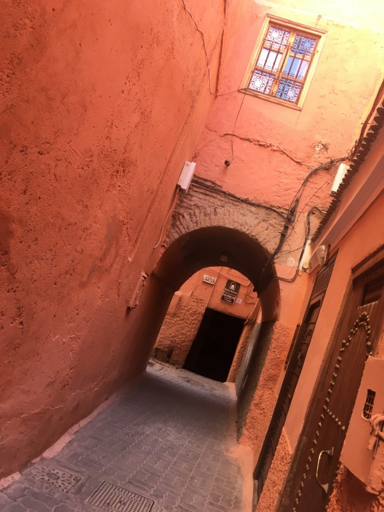 marrakech rejse farver afrika rejseguide riad gyder (Foto: MY DAILY SPACE)