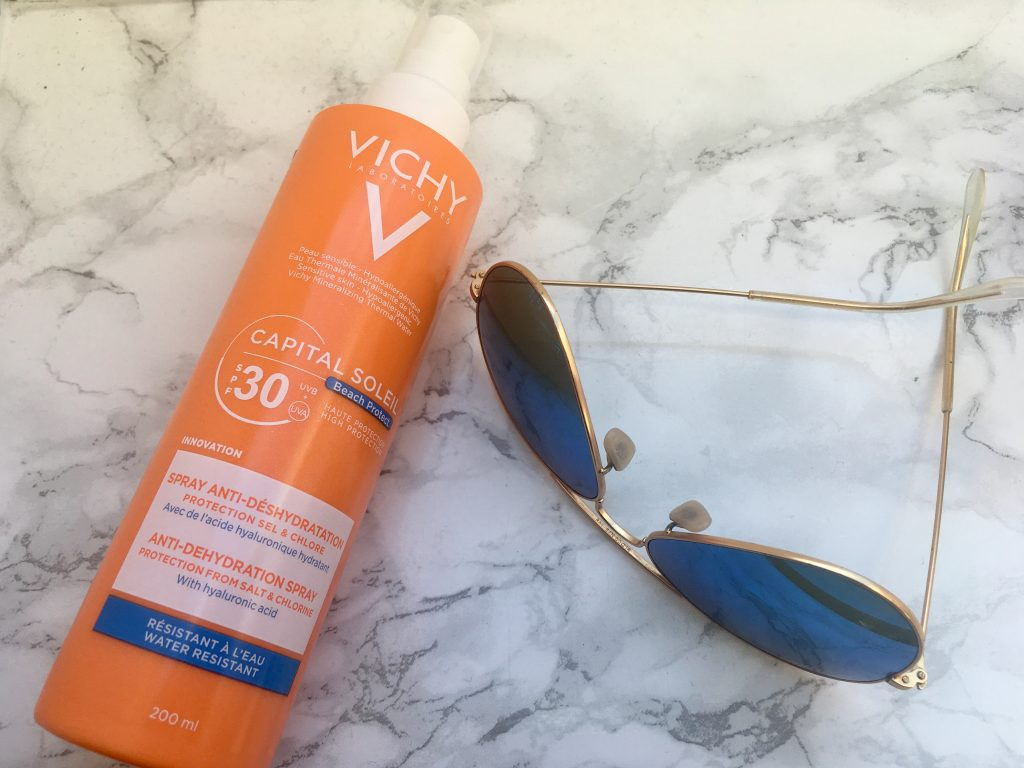 vichy capital soleil solcreme spf 30