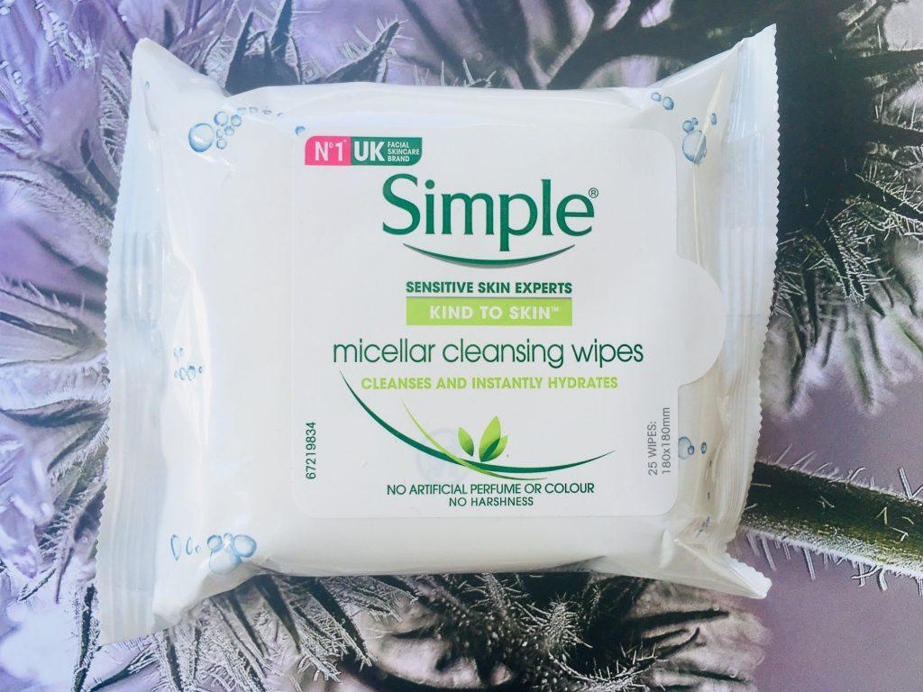 simple wibes vådservietter