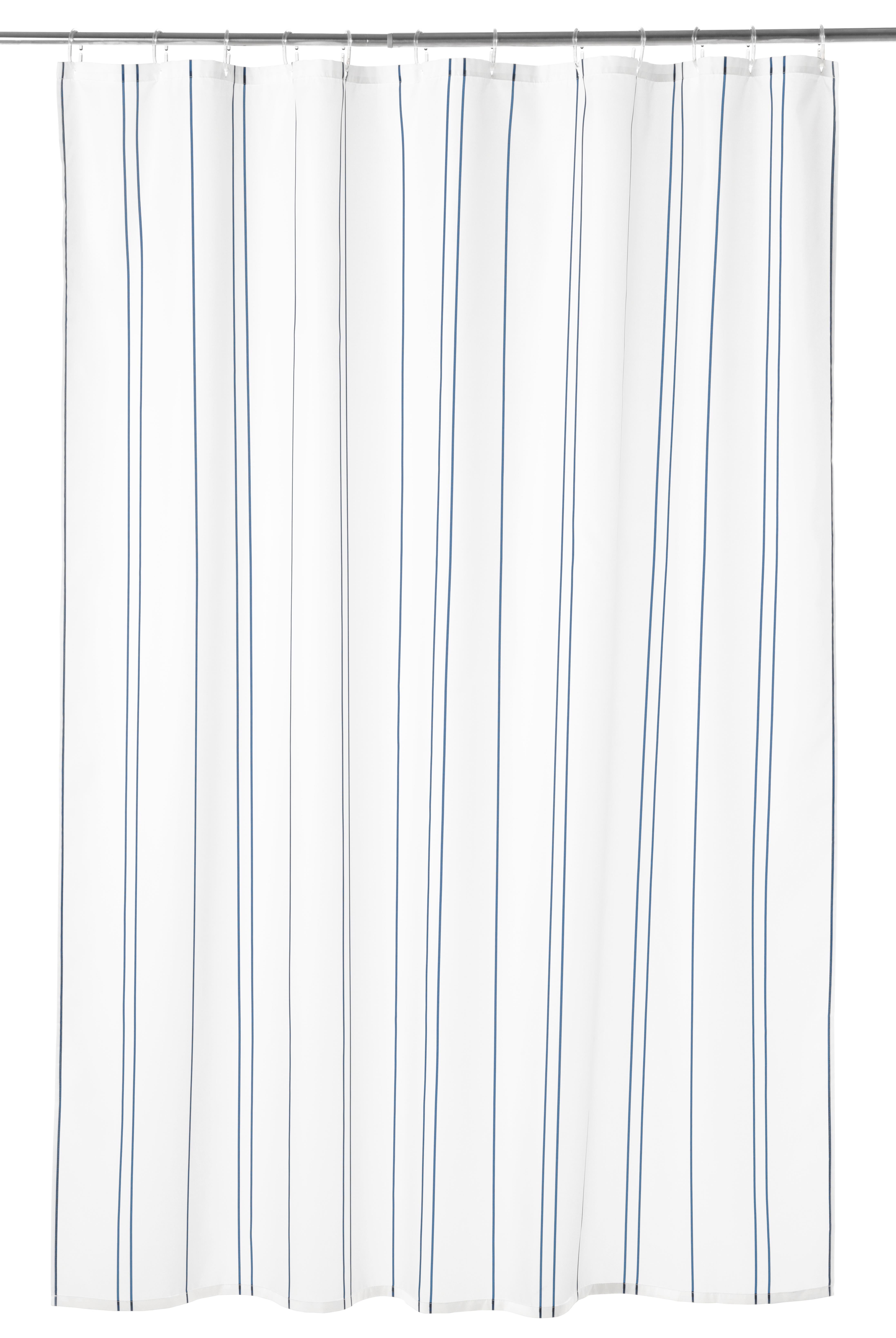 badeforhæng fra ikea (Foto: IKEA)
