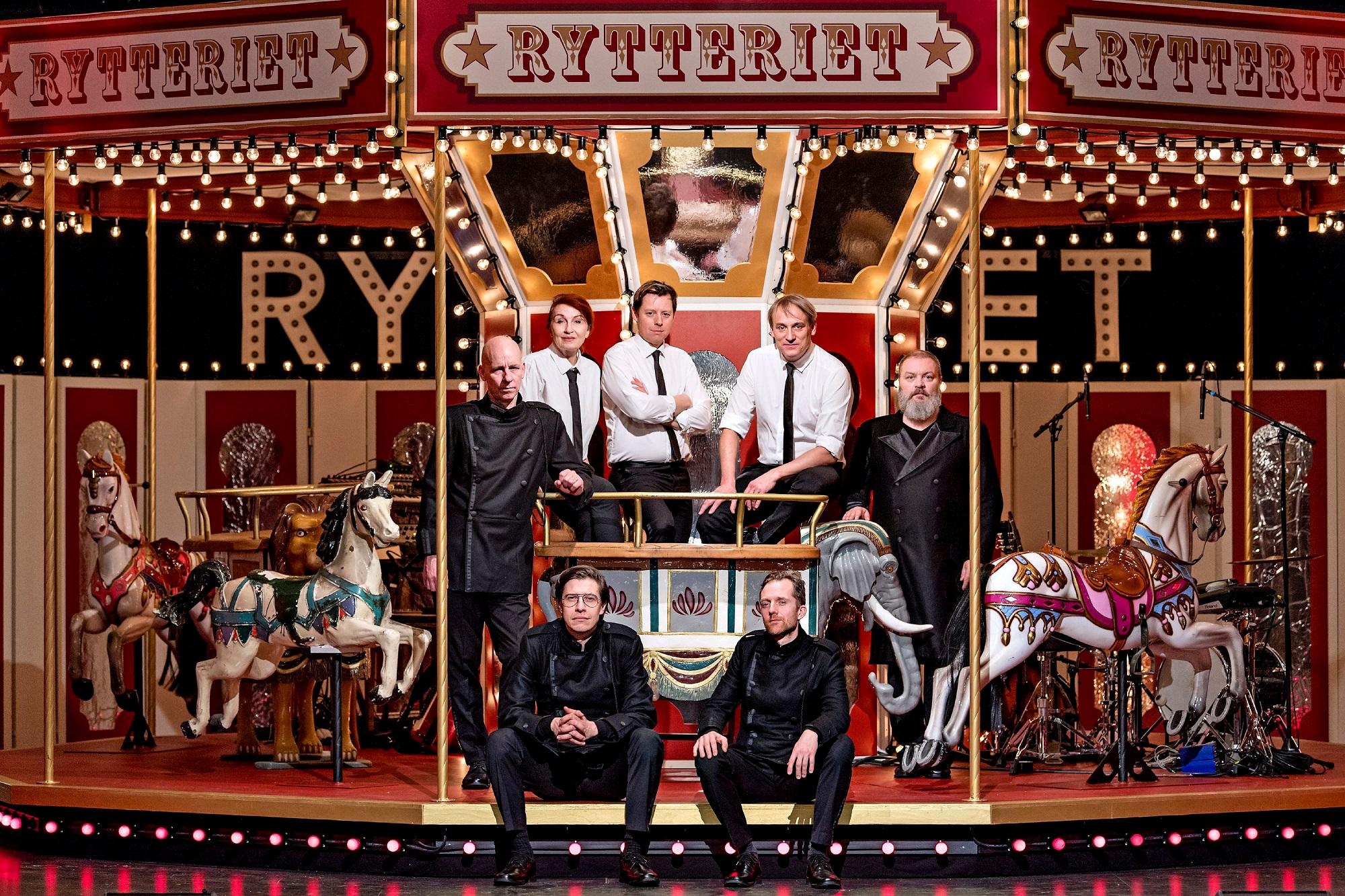 Tivoli-Rytteriet - live i Tivoli-27601