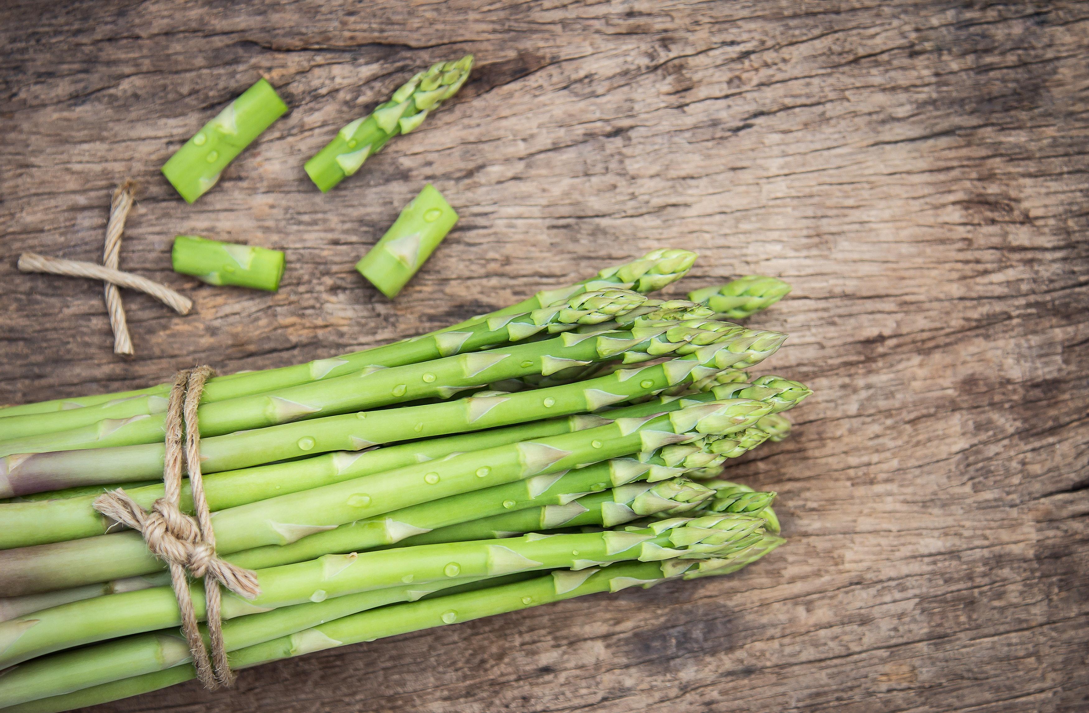 asparges sæson grøntsag (Foto: Pexels)