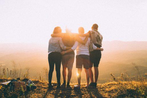 venner, liv, øjeblikke, mobil, mobiltelefoni, afhængighed