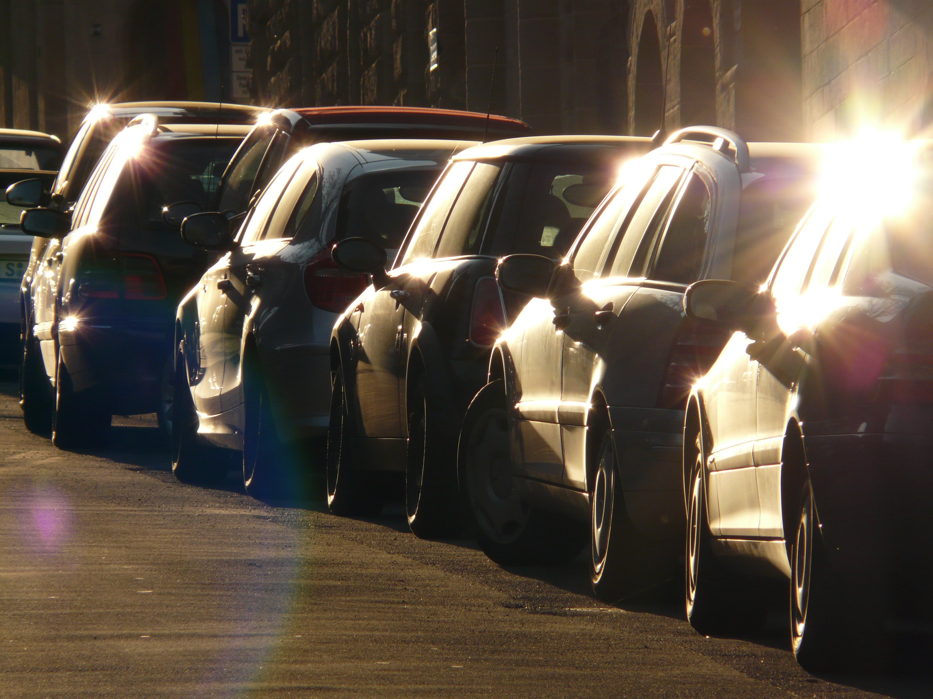 parkeringsbøder (Foto: Pxhere)