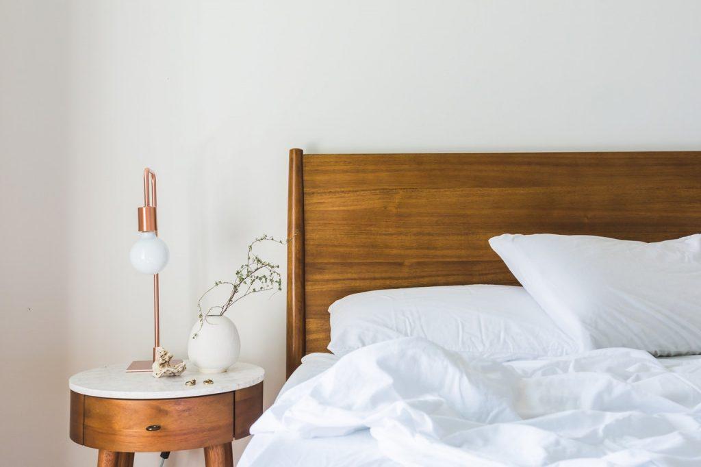 seng sengegavle soveværelse indretning seng