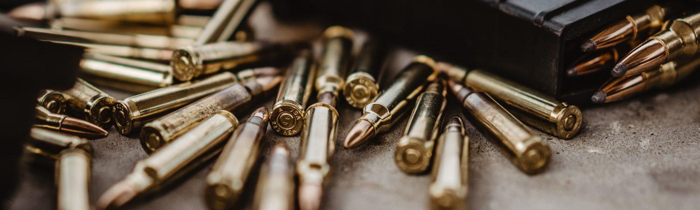ammunition new zealnd forbyder flere våbentyper (Foto: Unsplash)