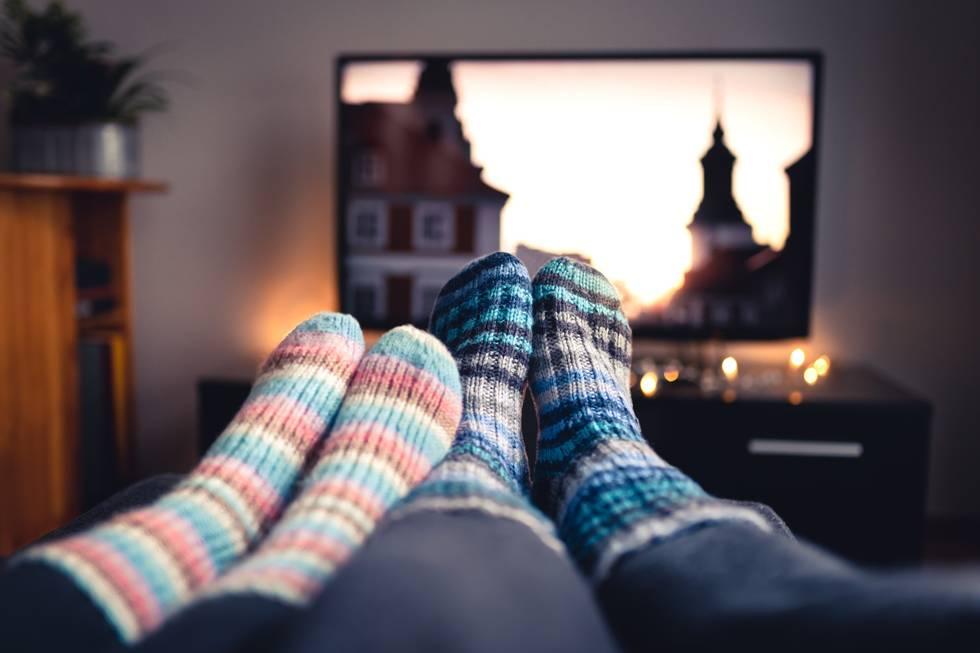 Tv-serier og at lytte til musik er førende inden for fritidsaktiviteter (Foto: WalletForm)