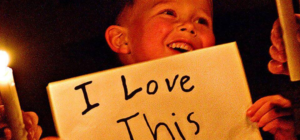 Earth Hour handler om at give en sund klode videre til næste generation. (Foto: WWF)