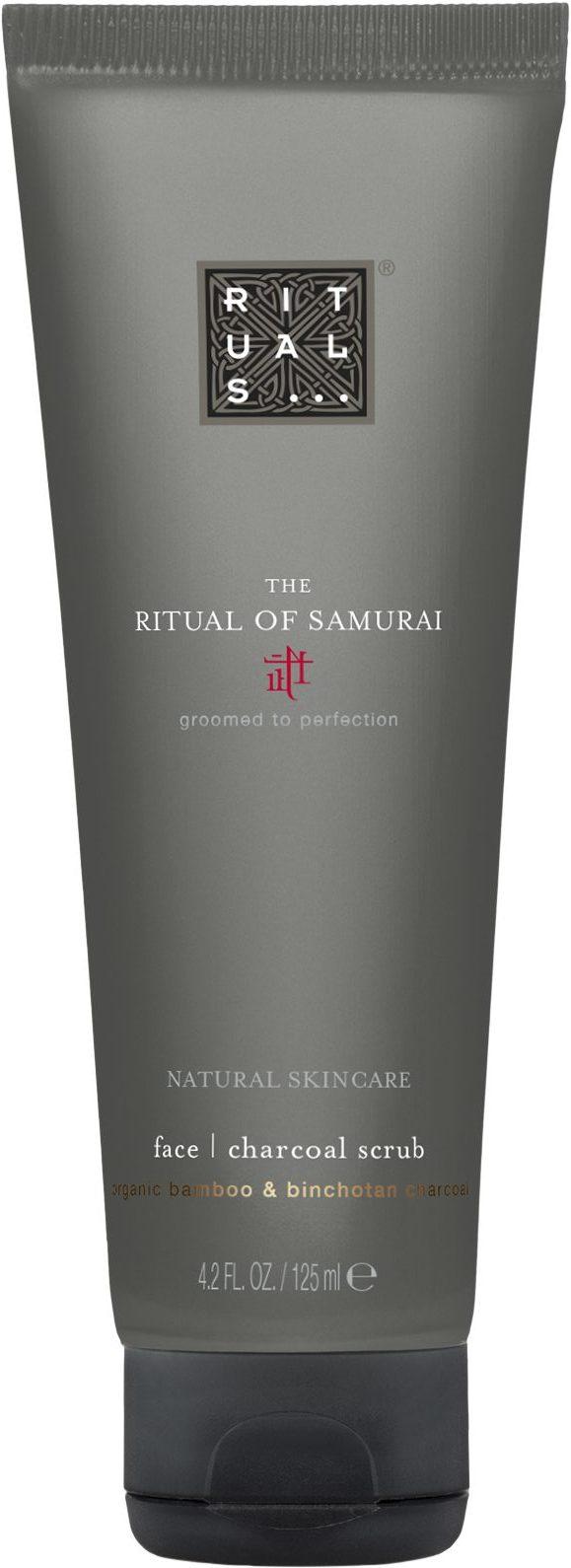 rituals herreserie samurai face ansigtsscrub