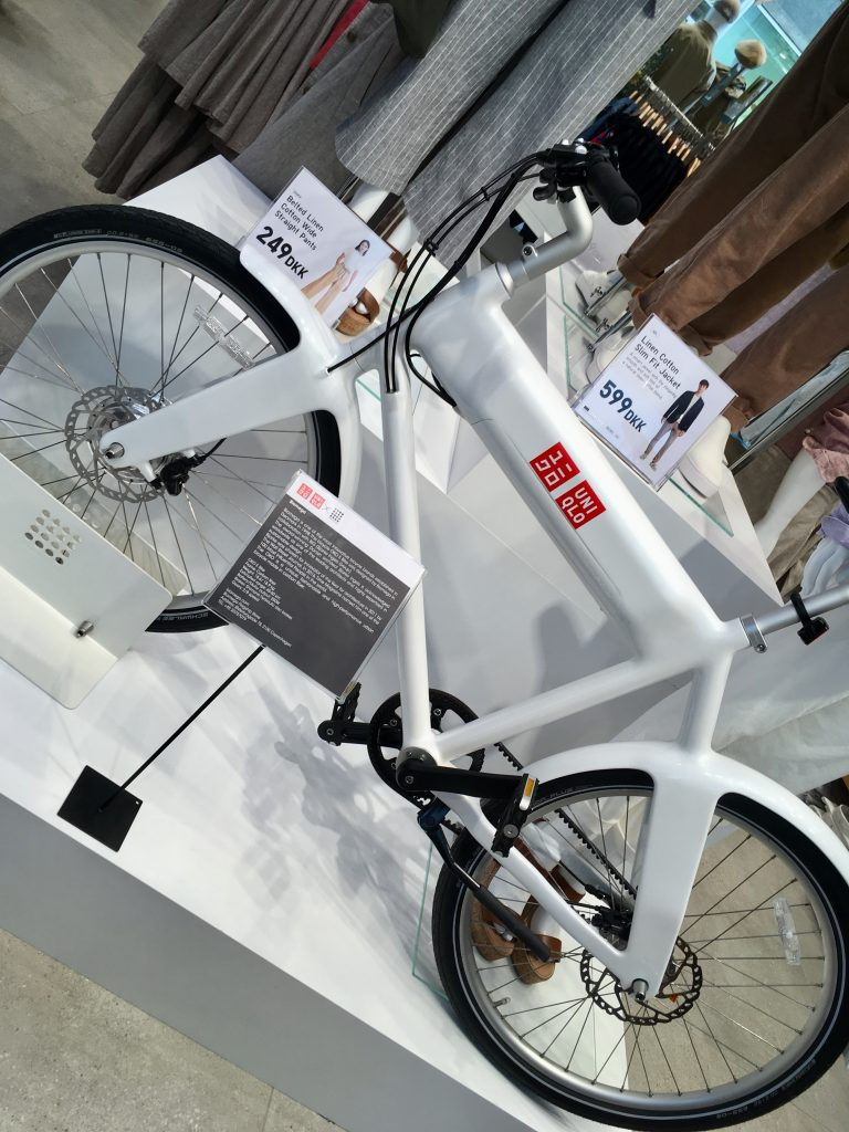 uniqlo cykel (Foto: My Daily Space)