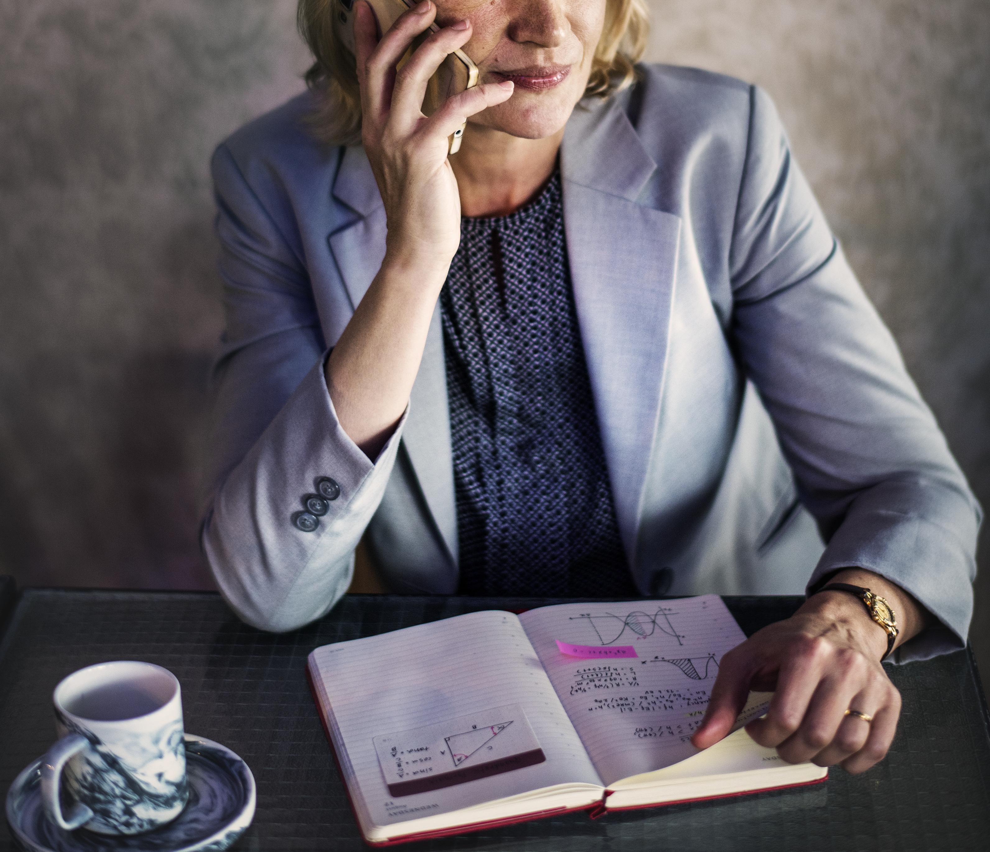 færre kvindelige ledere i danmark (Foto: Pxhere)