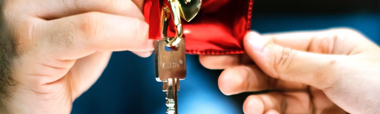nøgle flytte hjemmefra bolig (Foto: Pexels)