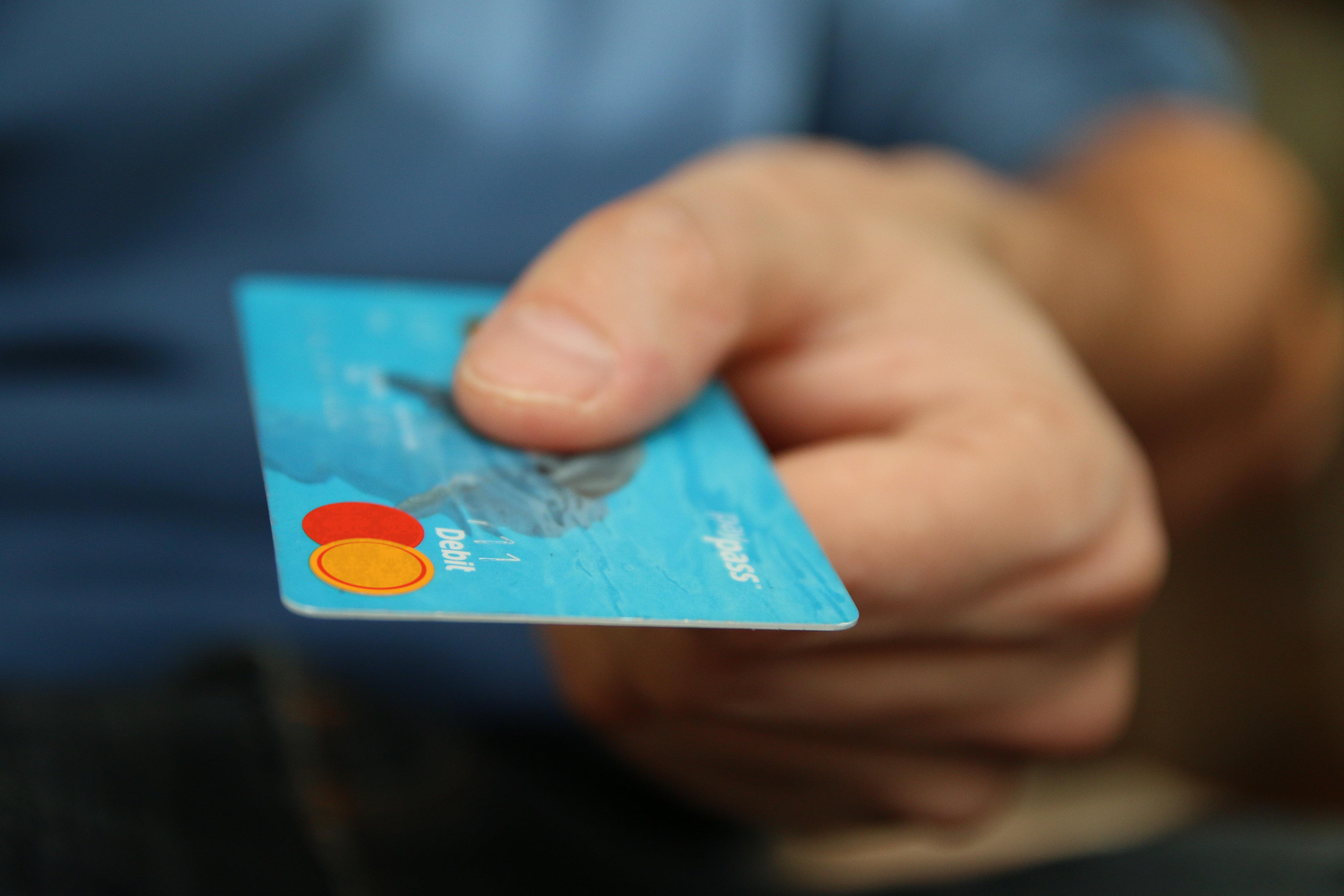 dibs by nets kreditkort (Foto: Pxhere)