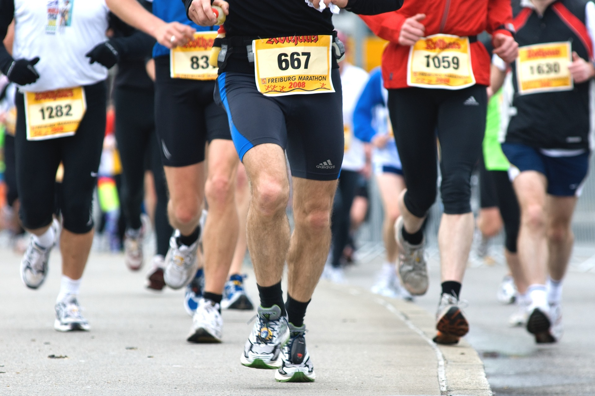Grøn marathon (Foto: Pixabay)