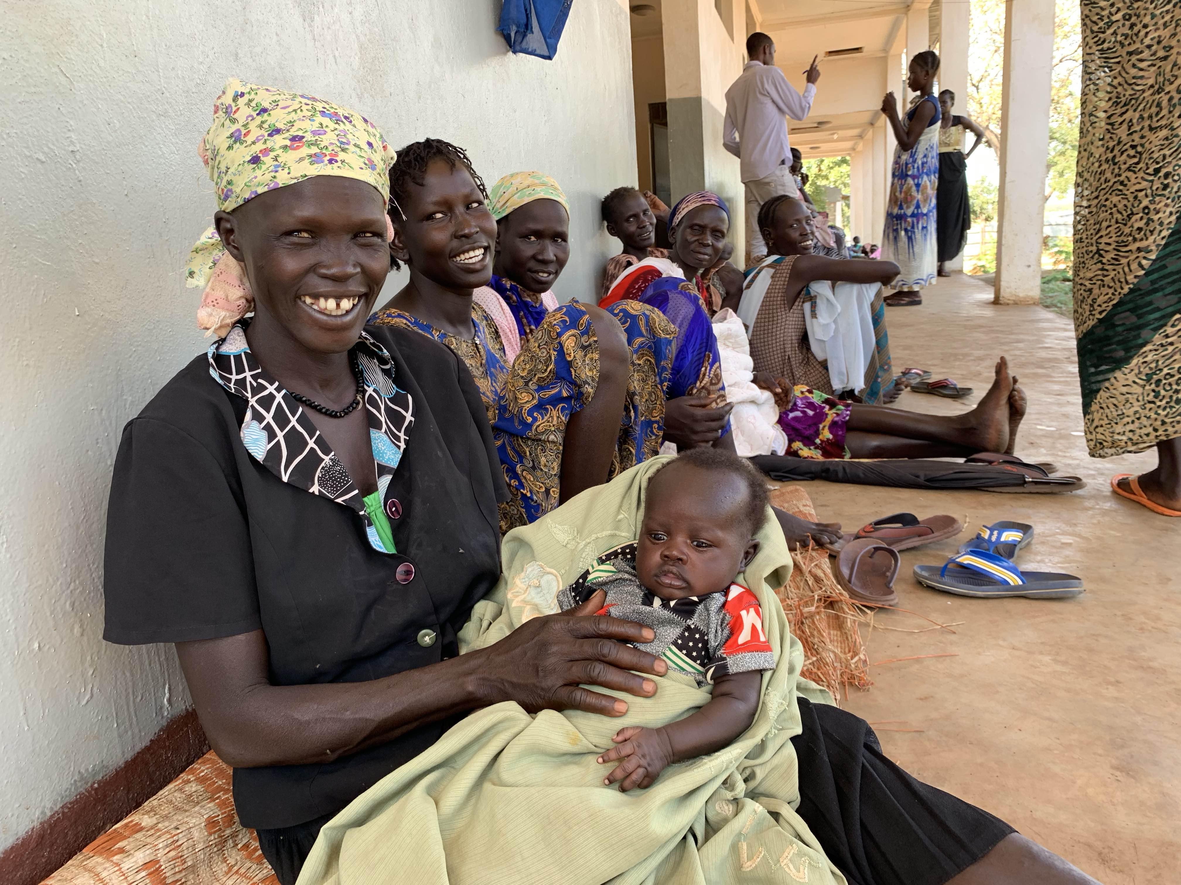 planbørnefonden, flygtningelejr, mor, barn, flygtninge, flygtning, afrika, etiopien