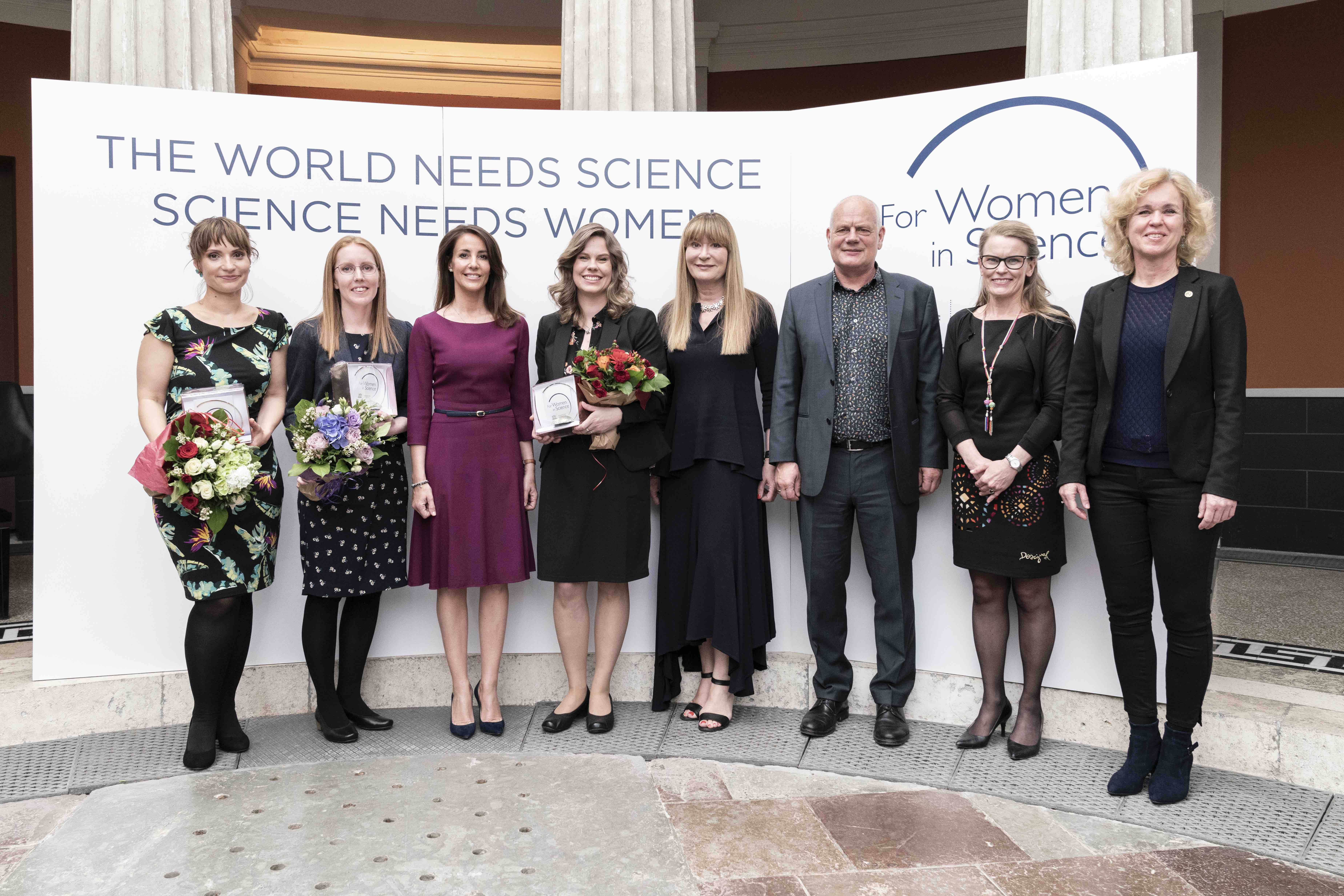Tre af Danmarks mest talentfulde kvindelige forskere modtager anerkendt pris