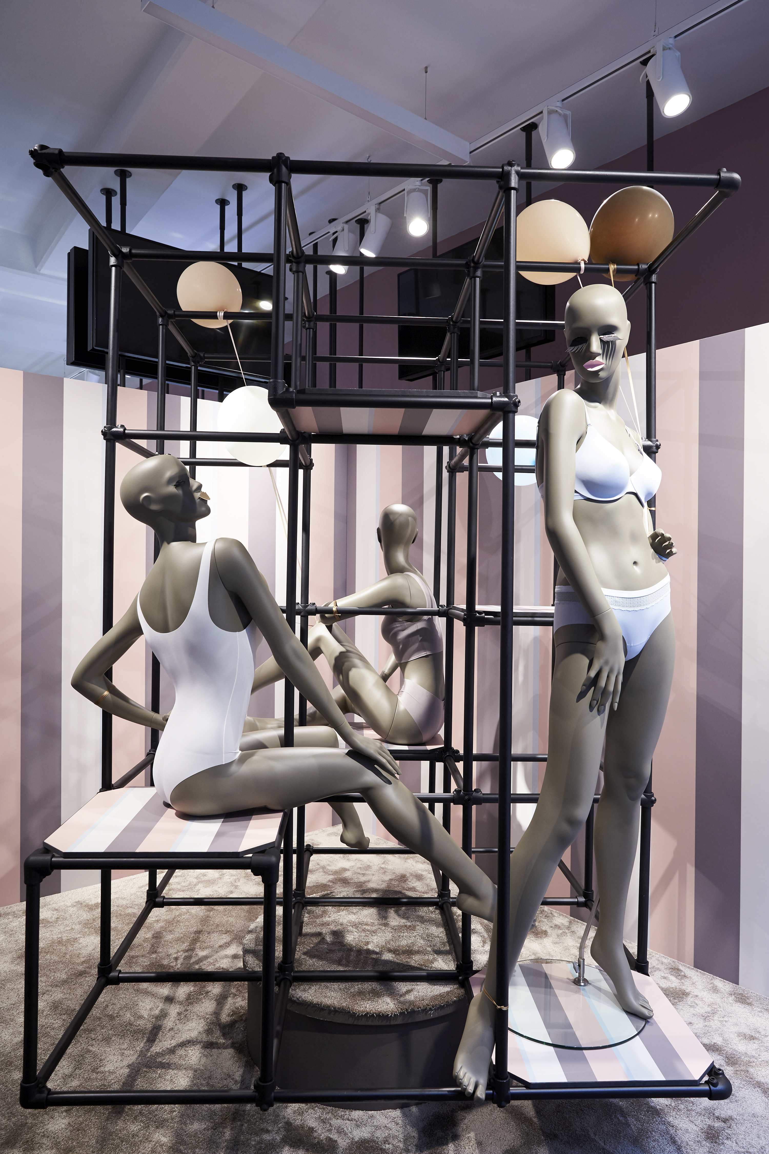 sloggi, boozt, shopping, købmagergade, undertøj, shopping, inspiration