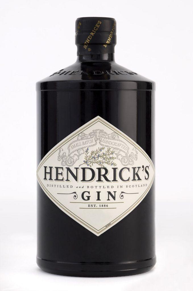 Hendrick's Bottle White Background_large gin