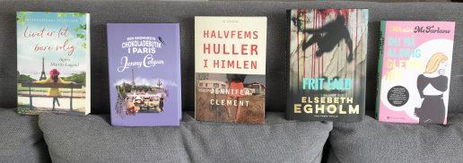 bøger forlag læse forfatter (Foto: MY DAILY SPACE)